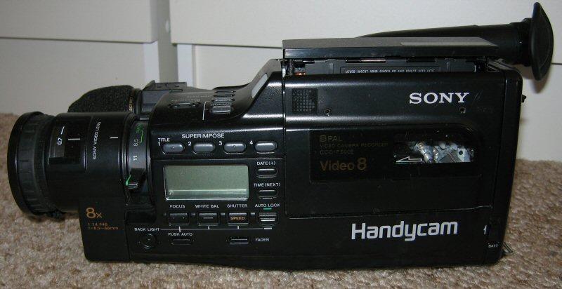 Kfz-Ladekabel für Sony CCD-F475 CCD-F50 CCD-F500 CCD-F500E CCD-F501 Ladegerät