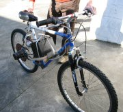 Nones Starter Motor Powered Bike